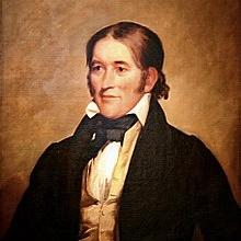 Davy Crockett, the actual guy