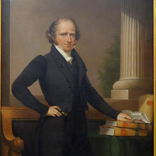 Martin Van Buren, 8th President of the USA