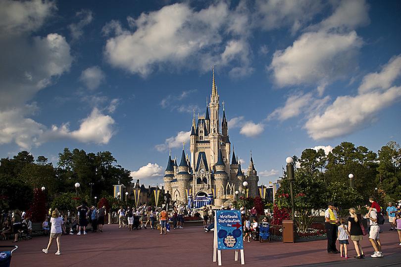 Disney World in Orlando