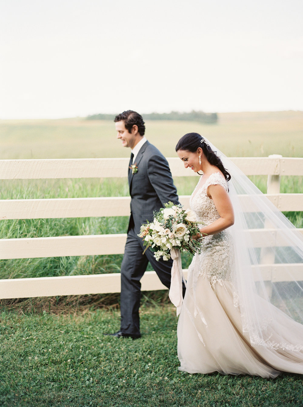 beautiful - calgary ranch wedding