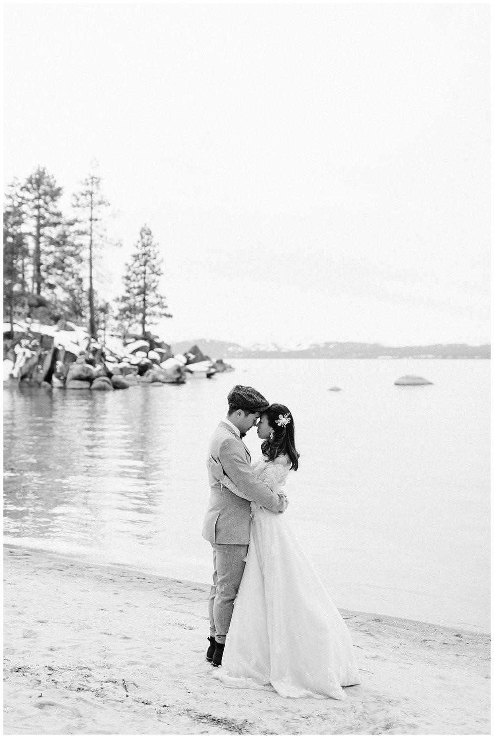Lake Tahoe Engagement. Ginny and Wilson. 12