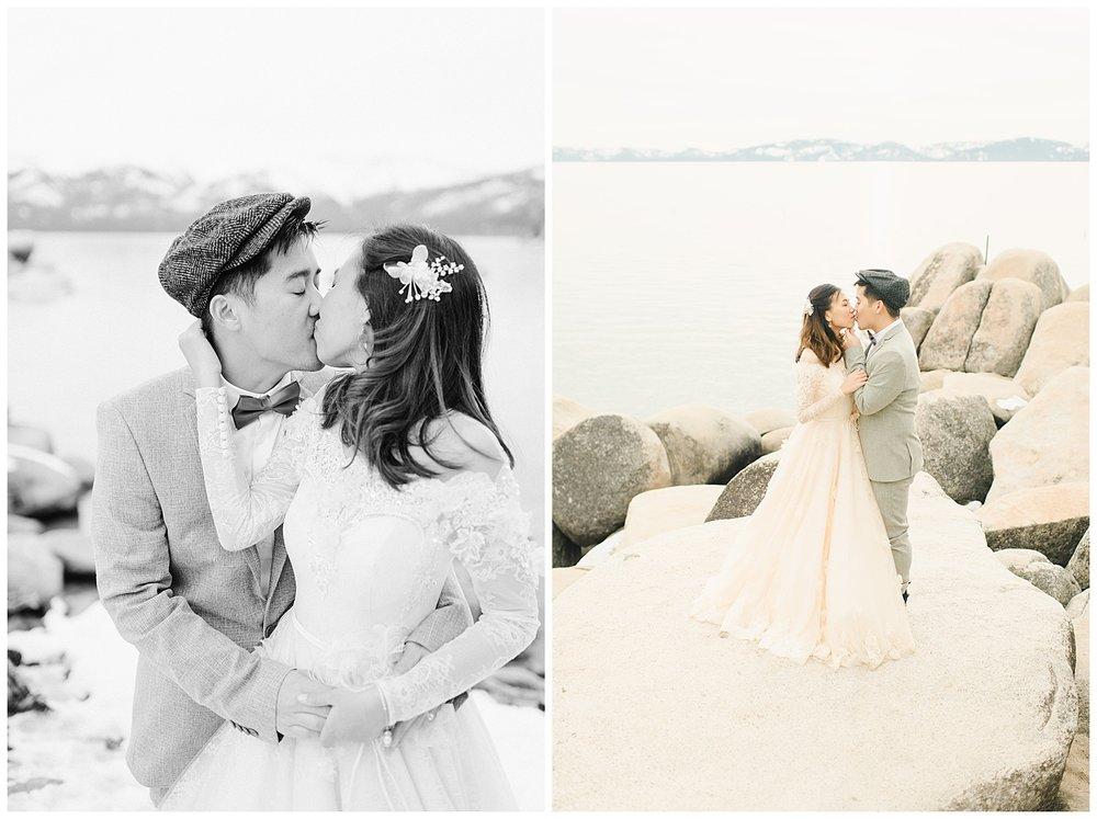 Lake Tahoe Engagement. Ginny and Wilson. 15