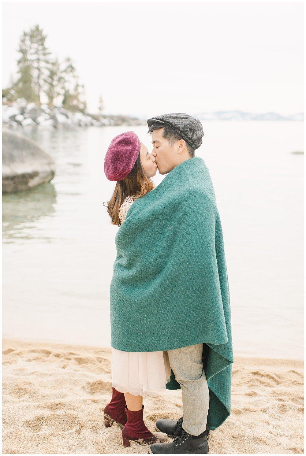 Lake Tahoe Engagement. Ginny and Wilson. 18