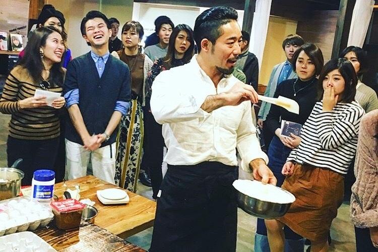 ジムではなくキッチンで痩せる!ダイエットキッチン - 料理研究家でもあるボディメイクトレーナーGOUKIが独自に開発したダイエットレシピを伝授します。「ダイエット中でも美味いものをたらふく食べたい」がテーマの人気セッションです。