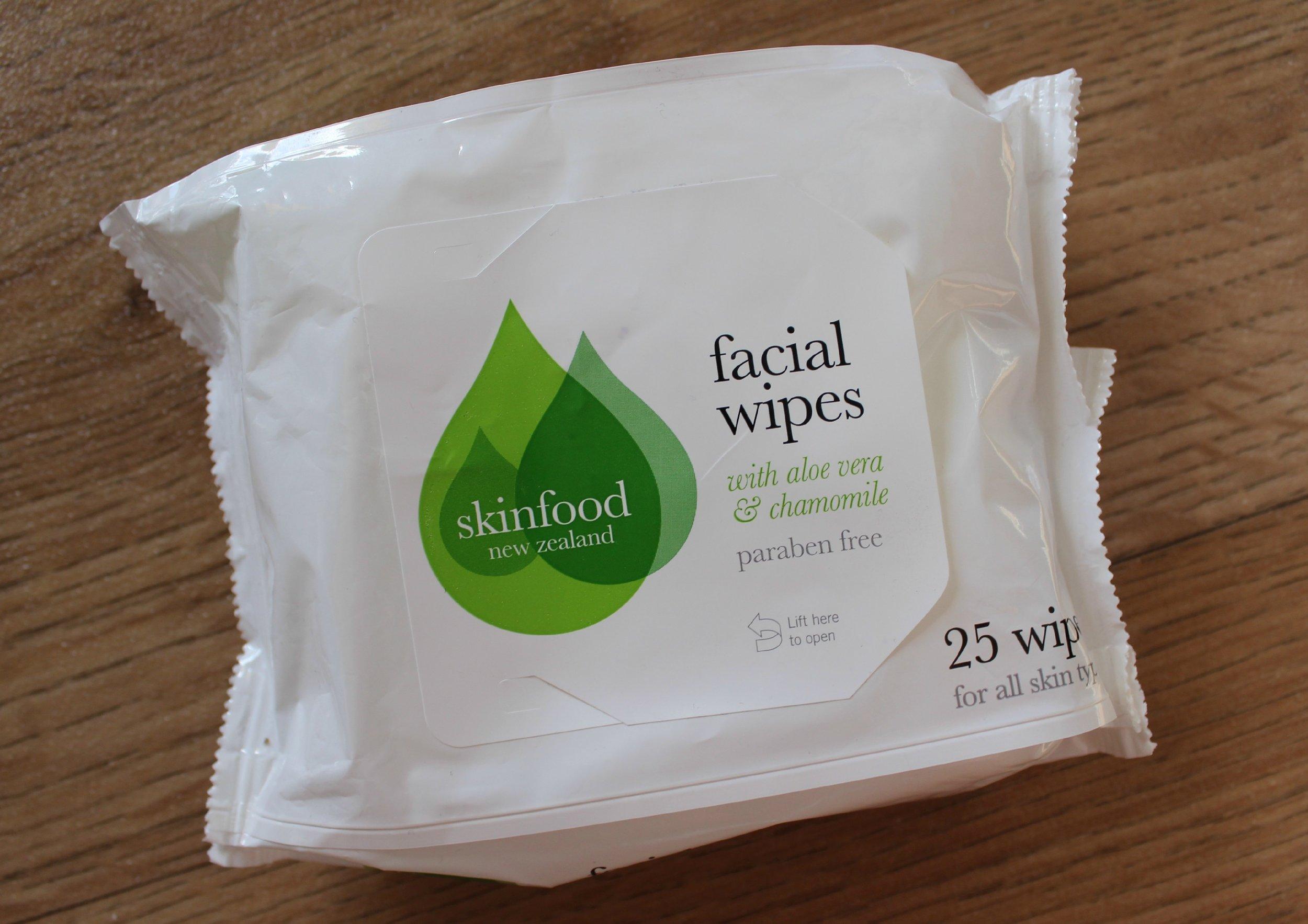 Skinfood Facial Wipes Review  EmmaLouisa.com