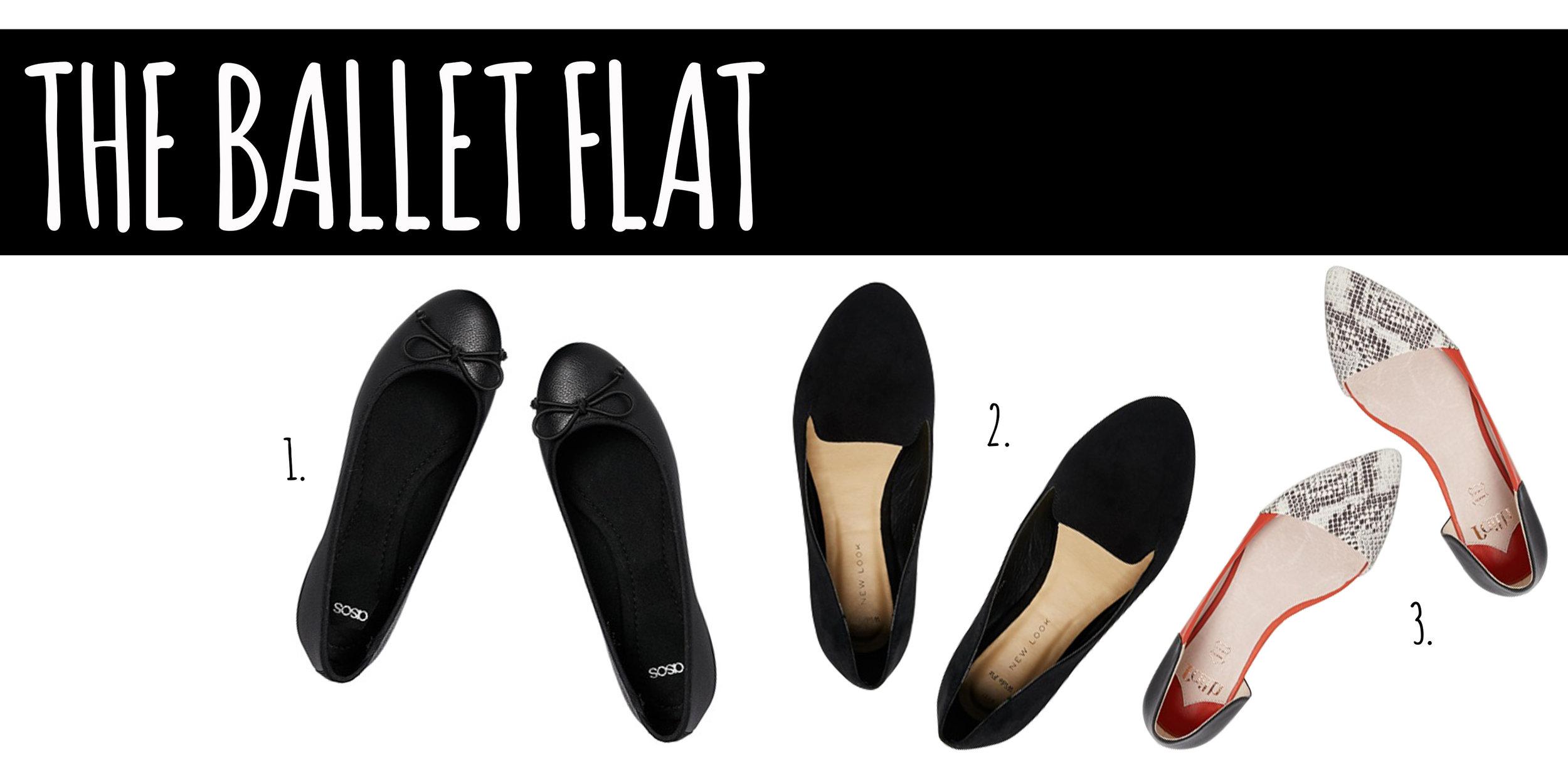 The Ballet Flat