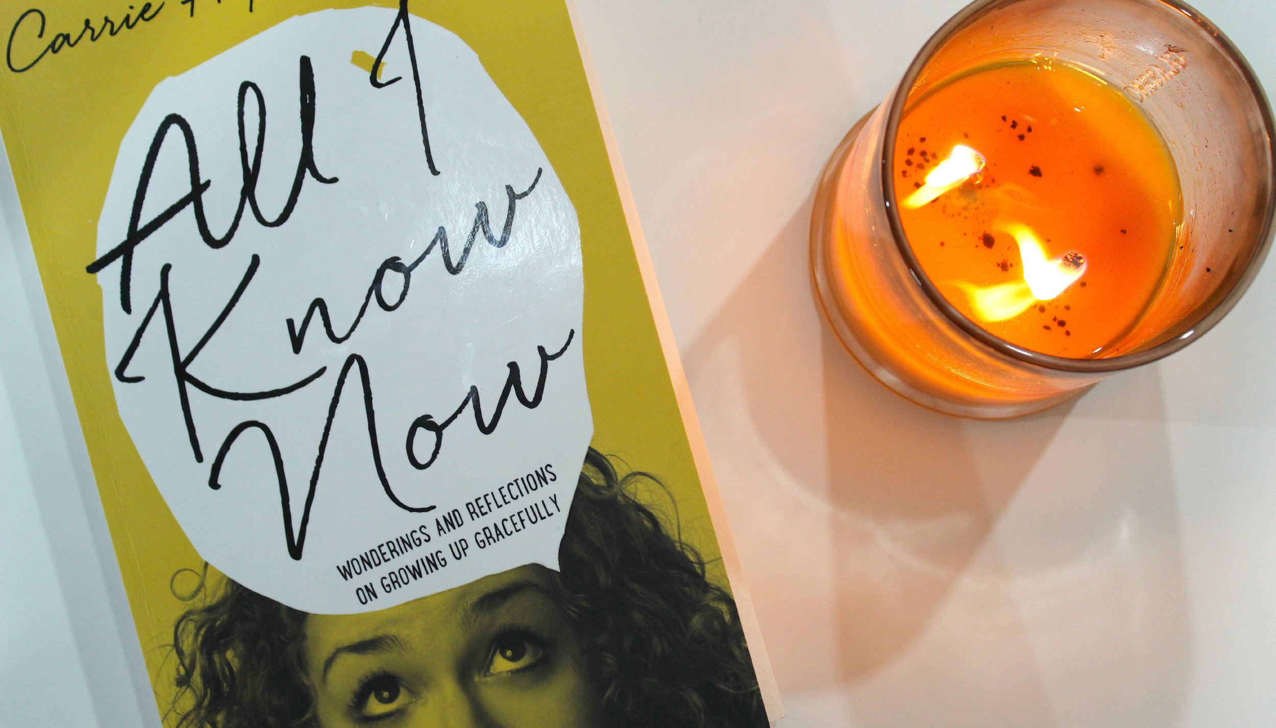 All I Know Now Book Review