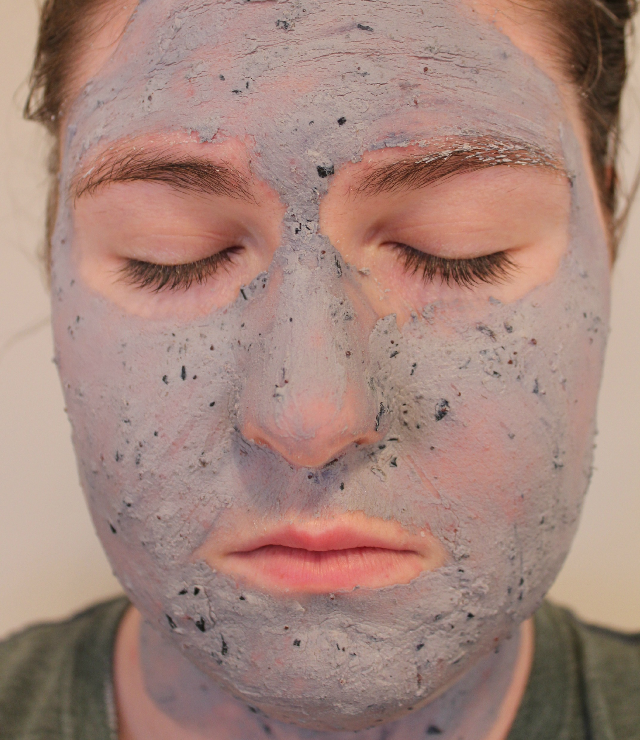 Lush Catastrophe Cosmetic Fresh Face Mask Review | EmmaLouisa.com