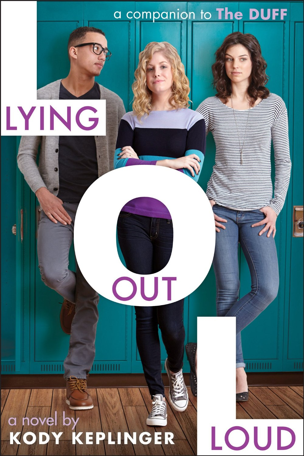 Lying Out Loud Book Cover