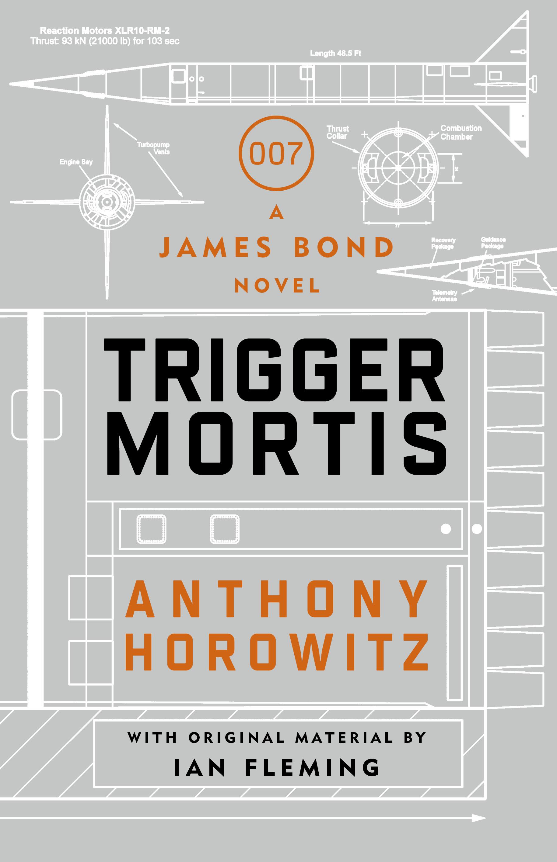 Trigger Mortis Book Cover