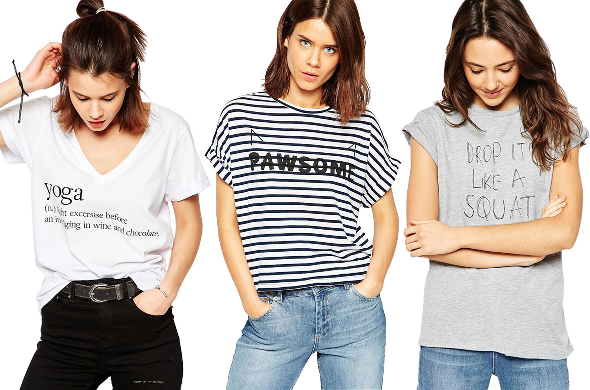 Statement Tees | Fashion | Emma Louisa