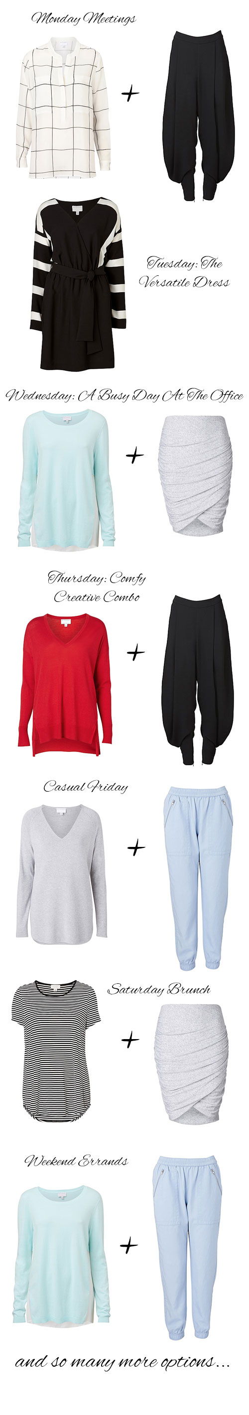 Spring Capsule Wardrobe Outfits | EmmaLouisa.com
