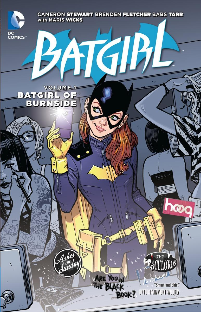 Batgirl Comic Review| Emma Louisa.com