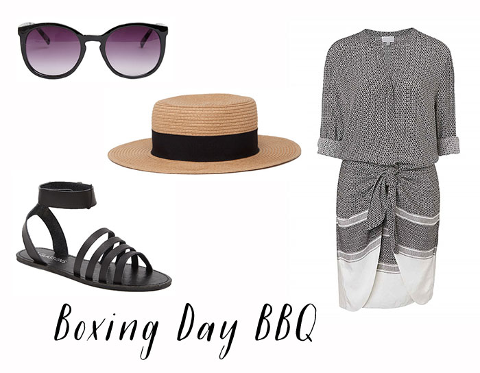 Boxing Day BBQ Outfit | EmmaLouisa.com