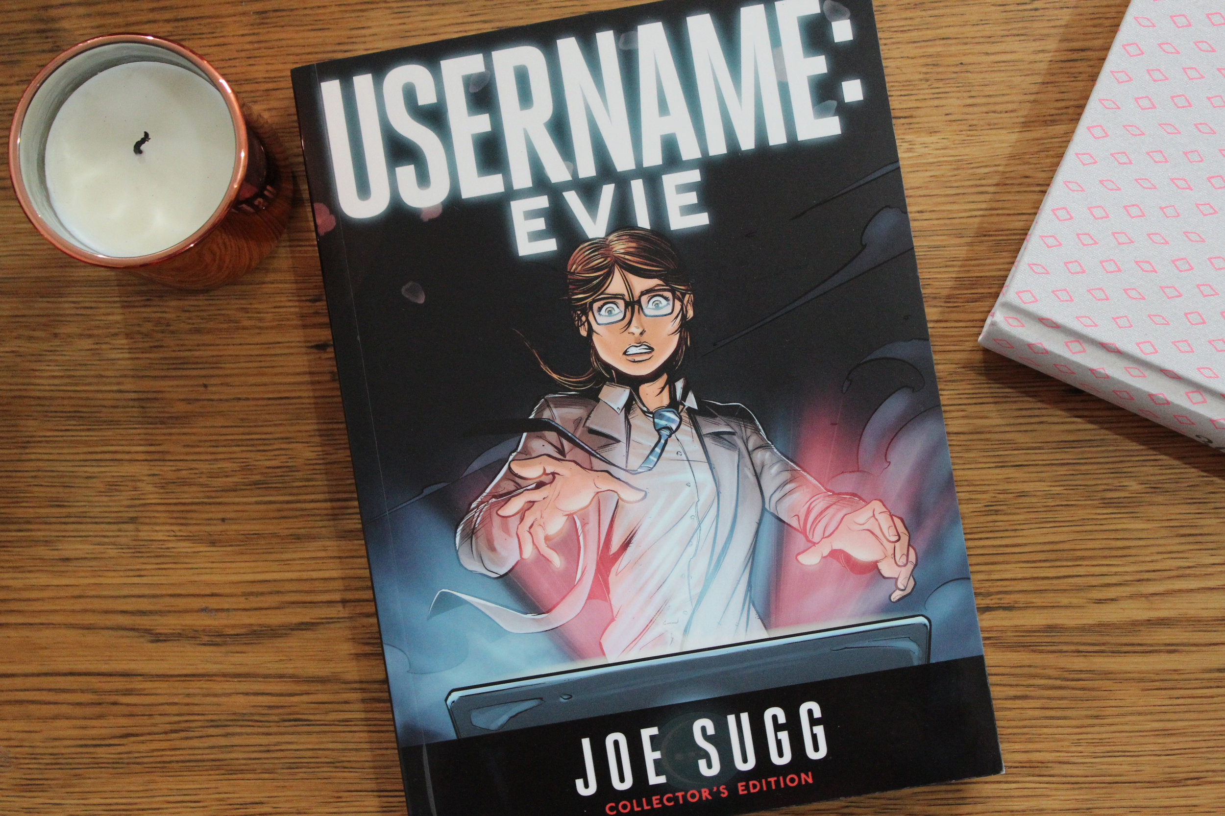 Username Evie Comic Review | EmmaLouisa.com