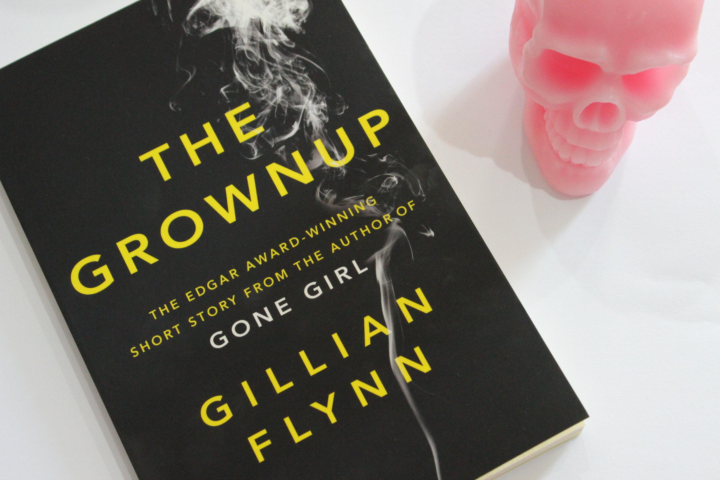 The Grown Up by Gillan Flynn | EmmaLouisa.com
