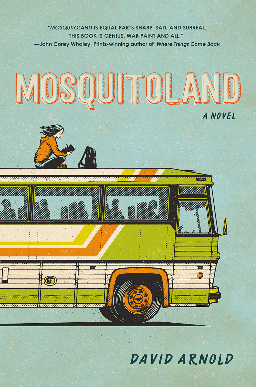 Mosquitoland Book Review | EmmaLouisa.com