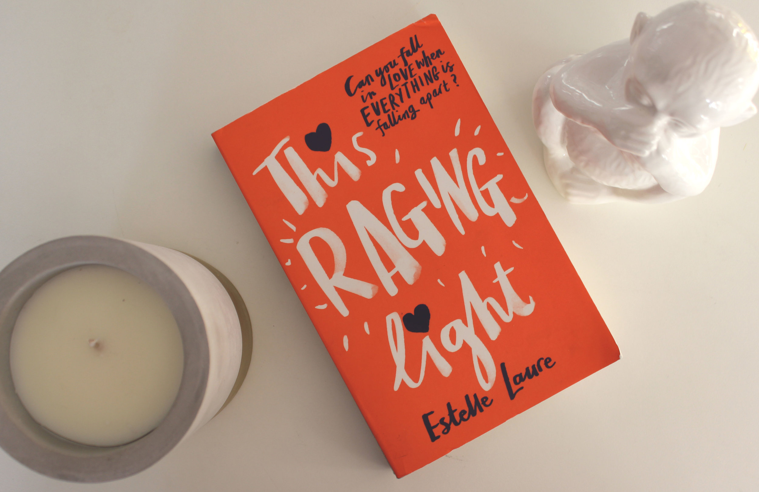 This Raging Light by Estelle Laure Book Review | EmmaLouisa.com