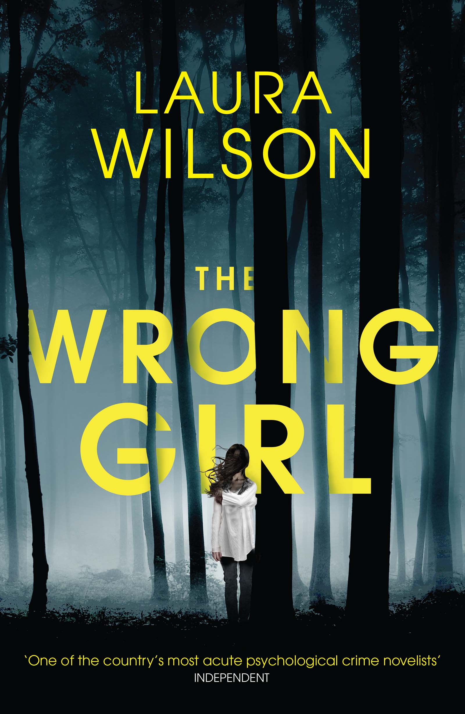 The Wrong Girl by Laura Wilson Book Review | EmmaLouisa.com