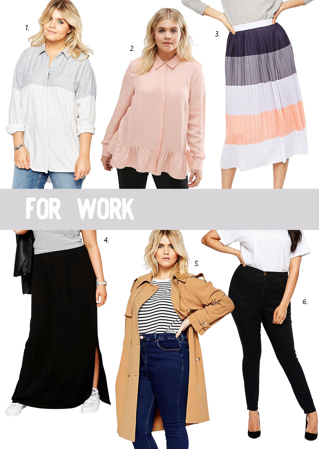 Winter Wardrobe Wishlist For Work | EmmaLouisa.com