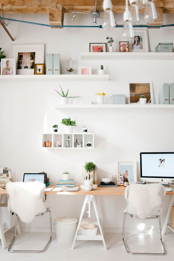 Office Inspiration | EmmaLouisa.com