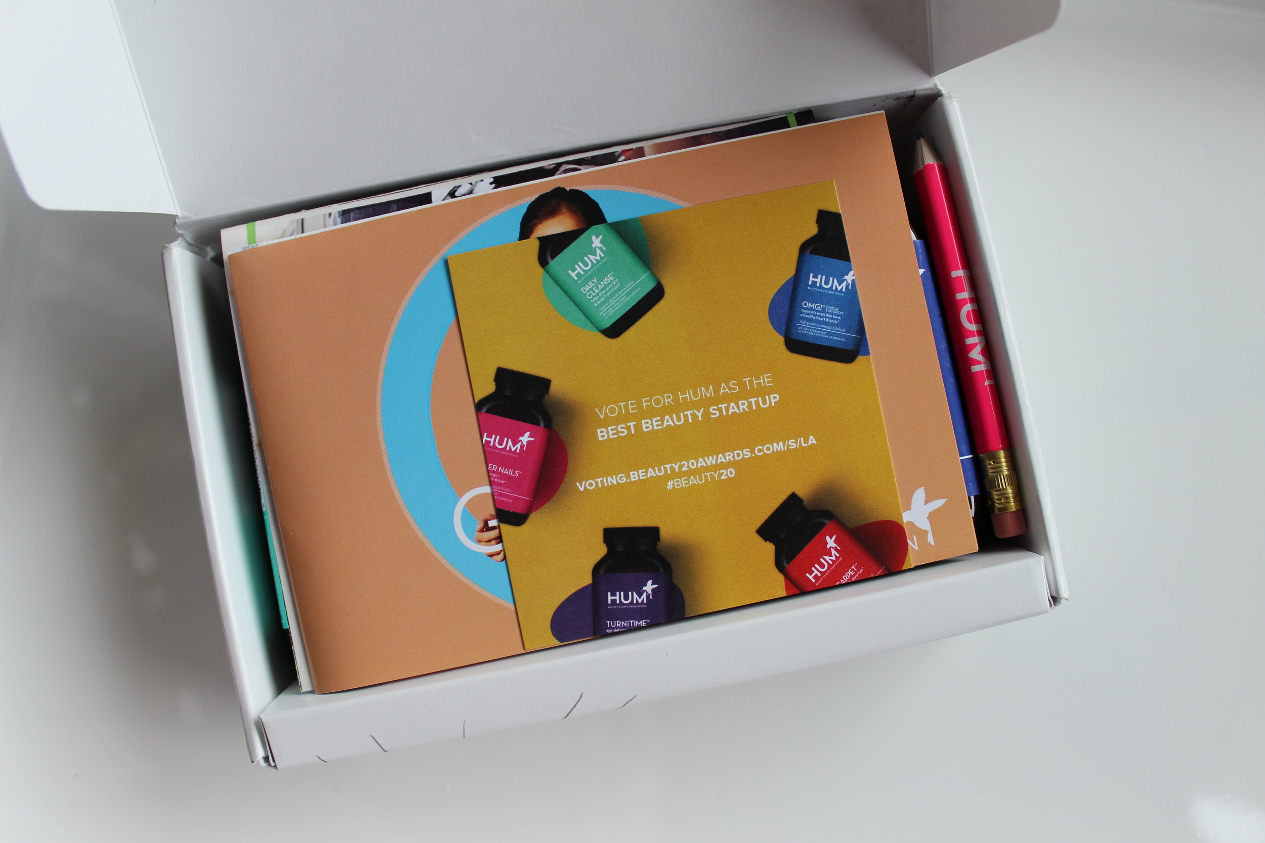 HUM Nutrition Unboxing | Emma Louisa