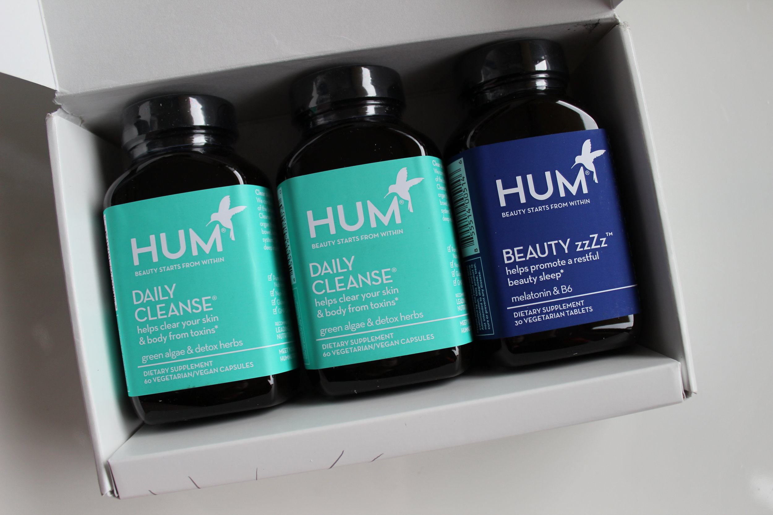 HUM Nutrition Unboxing | Emma Louisa
