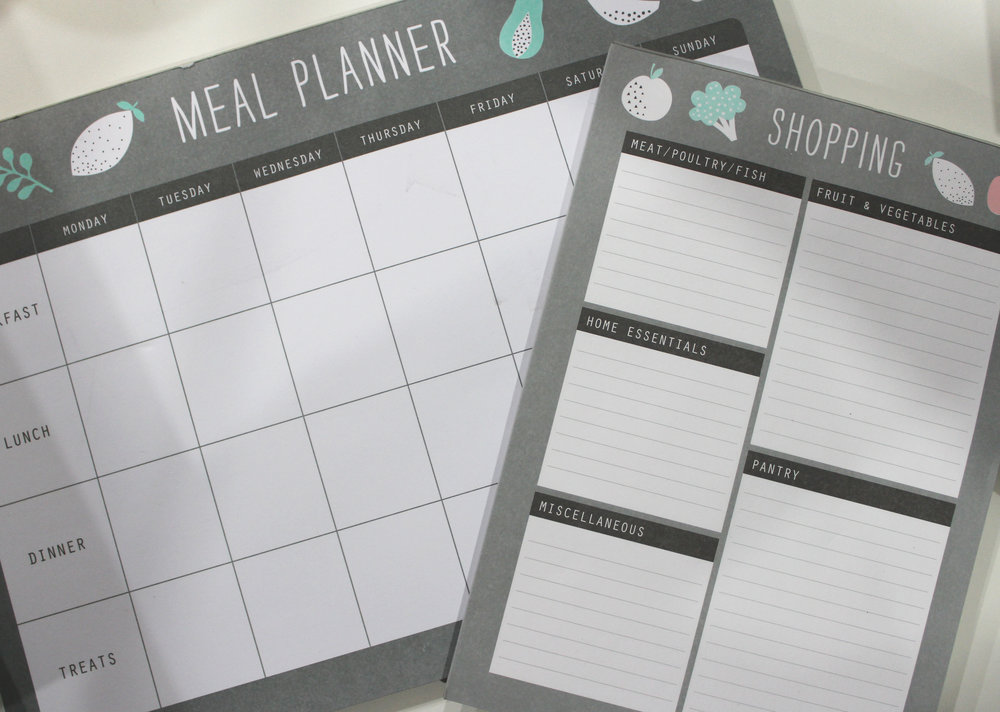 Meal Planning | Emma Louisa