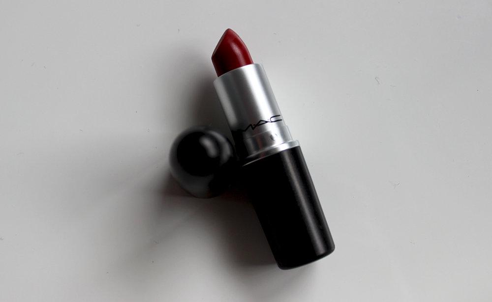 MAC Cosmetics Russian Red Lipstick Review | EmmaLouisa.com
