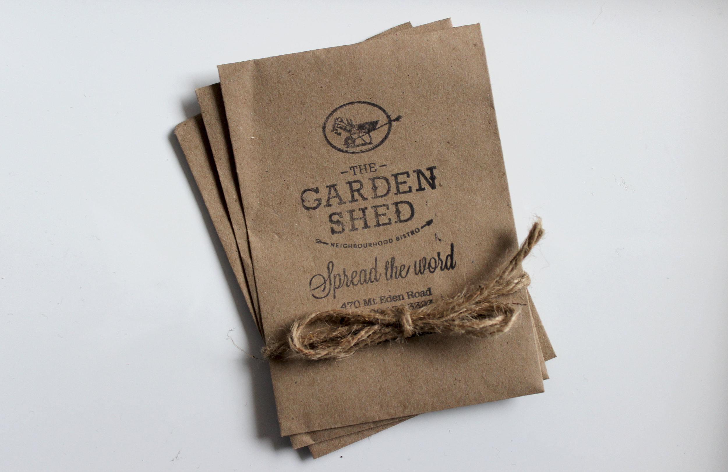 The Garden Shed Seeds | EmmaLouisa.com