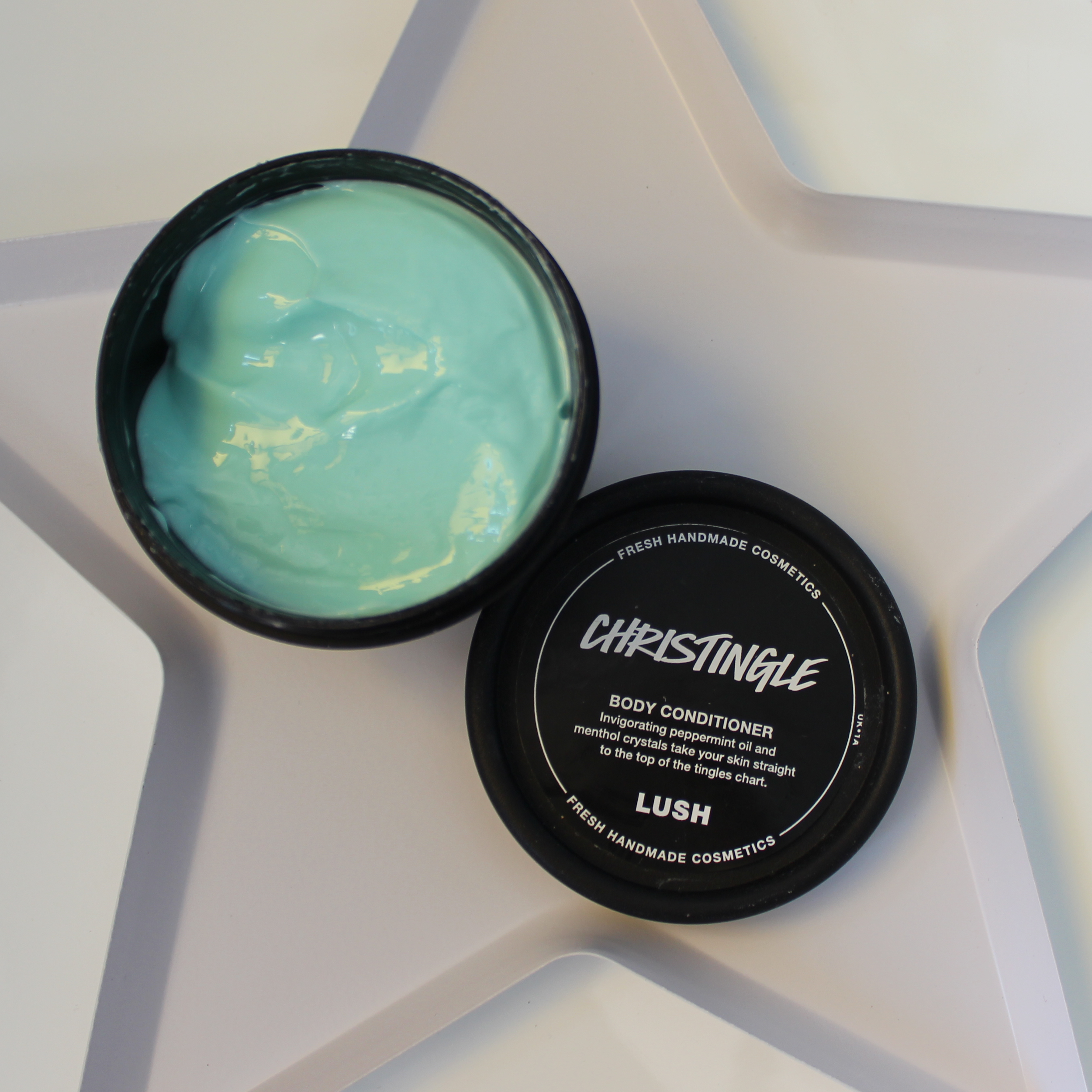 LUSH Christingle Body Conditioner | Emma Louisa