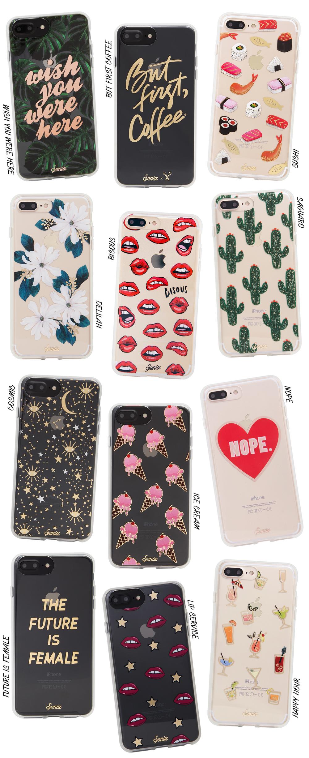 Sonix iPhone 7 Plus Case Wishlist | EmmaLouisa.com