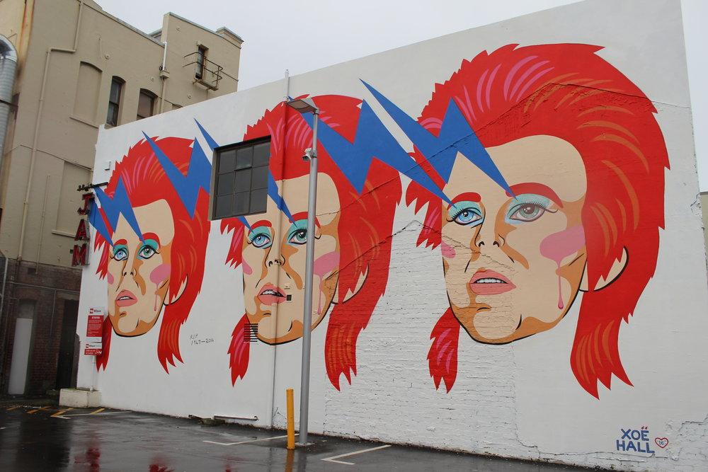 Bowie - Ghuznee St, Te Aro, Wellington