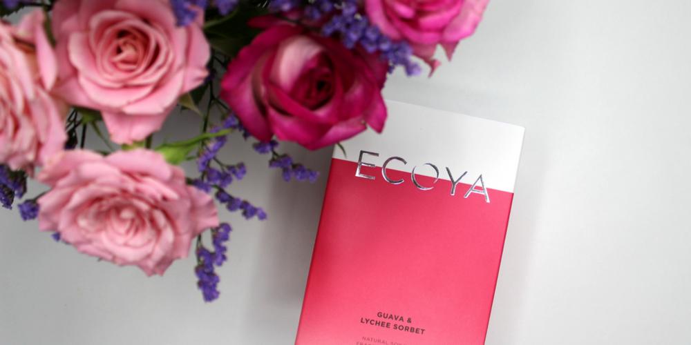 Ecoya Guava & Lychee Sorbet Madison Jar Candle | Emma Louisa