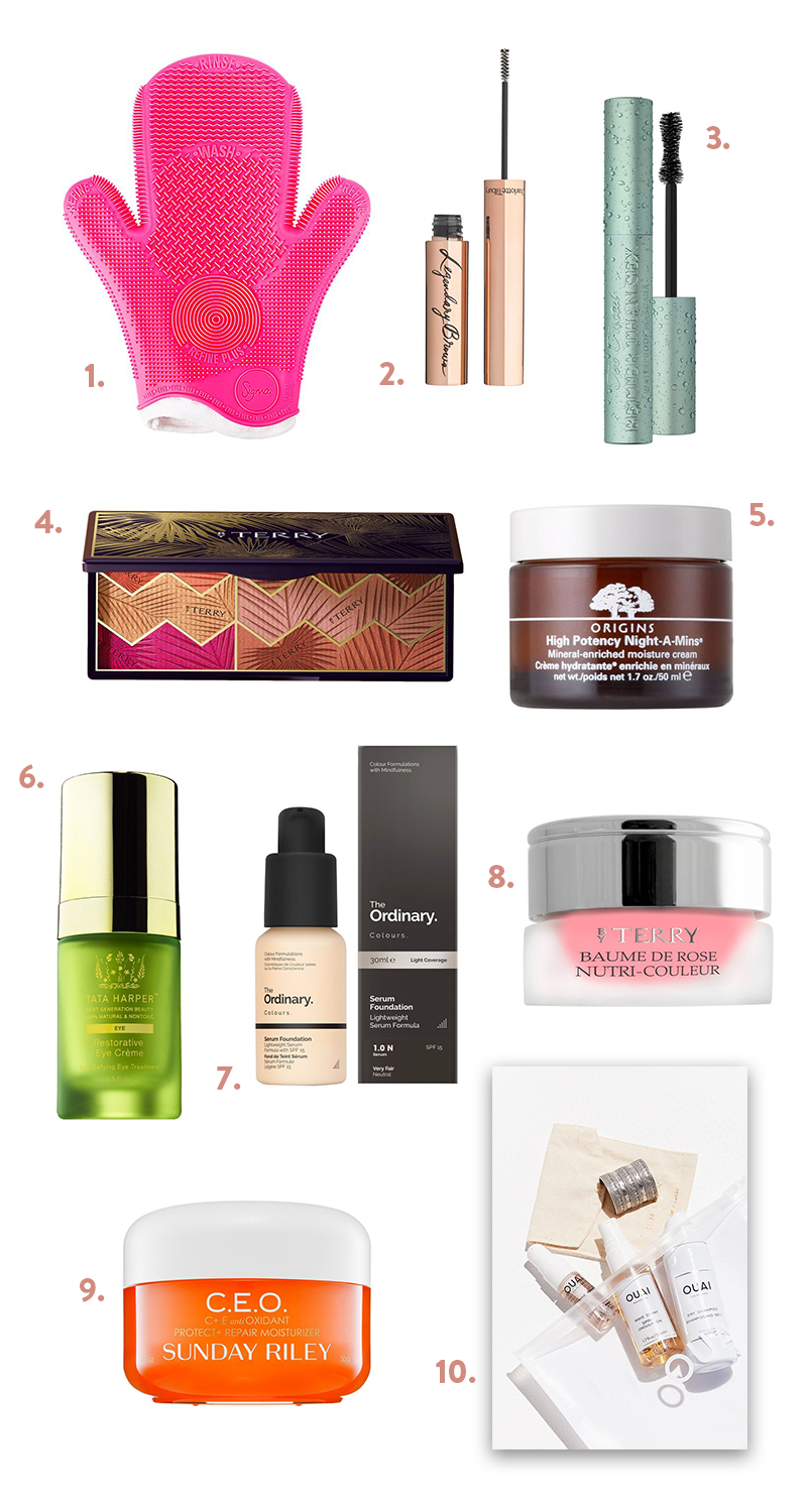 High End Beauty Wishlist | Emma Louisa