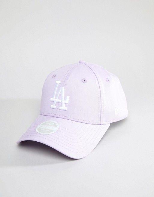 New Era 9Forty Exclusive Lilac LA Cap