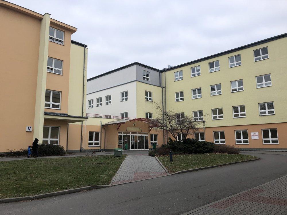 Отделение Силезской больницы
