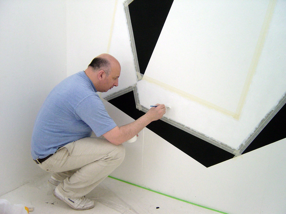 Identity Nathan Cohen painting Wall Construction II 2009.jpg