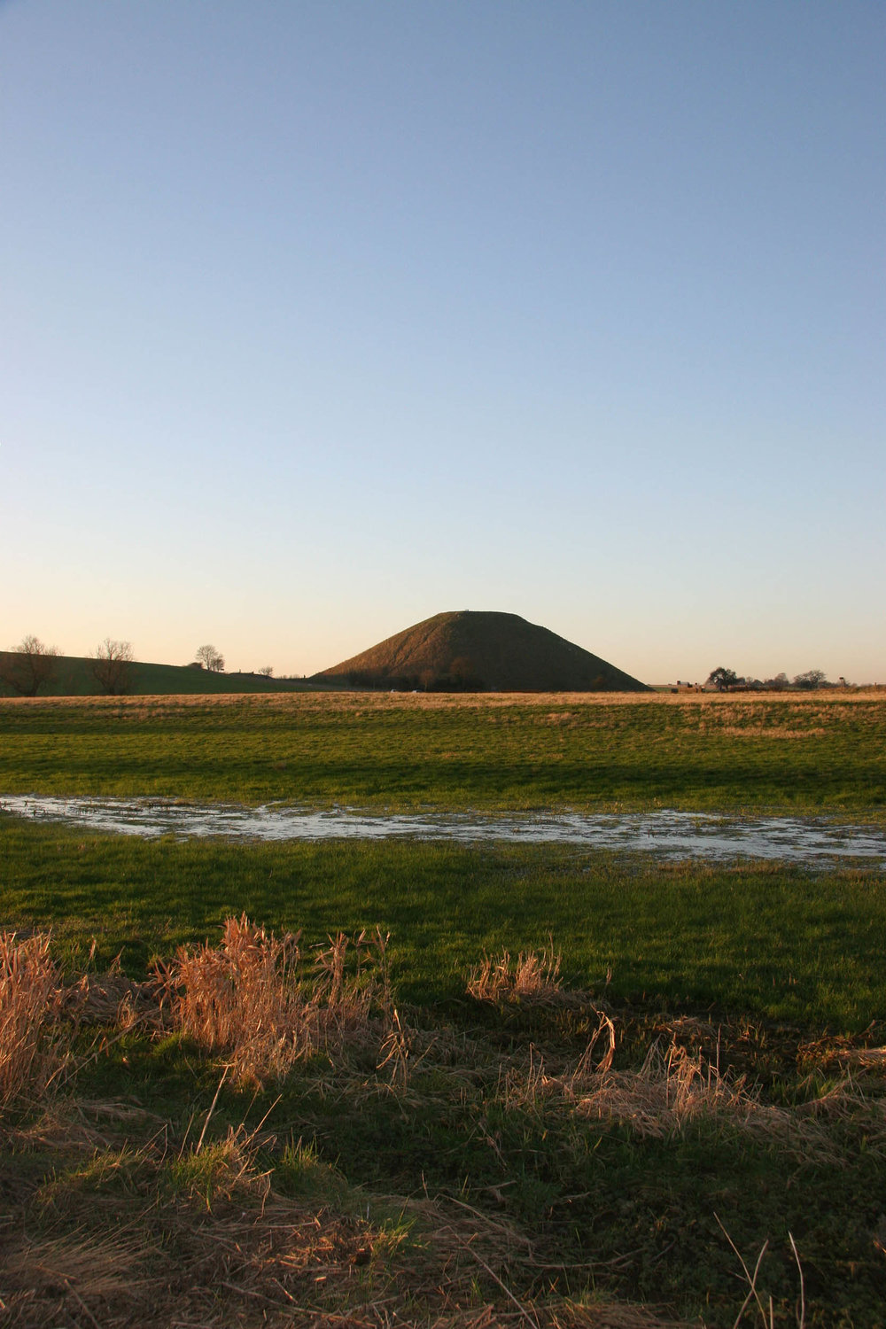 Fig.30 - Silbury Hill