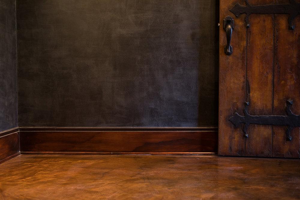 Copper Floor. Wall. Trim. Door. Finish.jpg