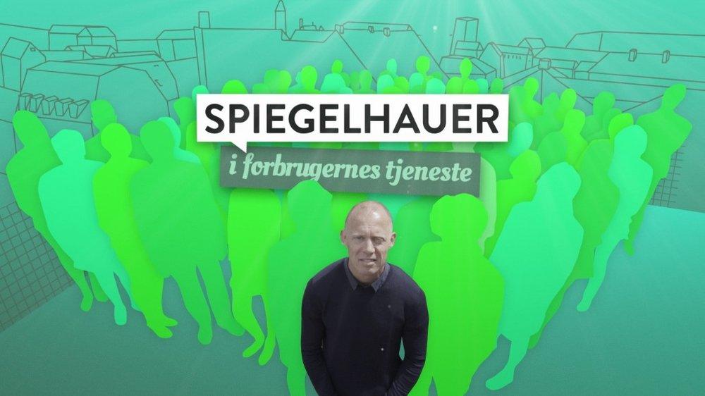SPIEGELHAUER I FORBRUGERNES TJENESTE (2016)   TV2 / Sæson 2