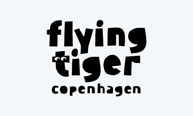 """FLYING TIGER (2017)  """"Creativity is our fashion"""" kampagne"""