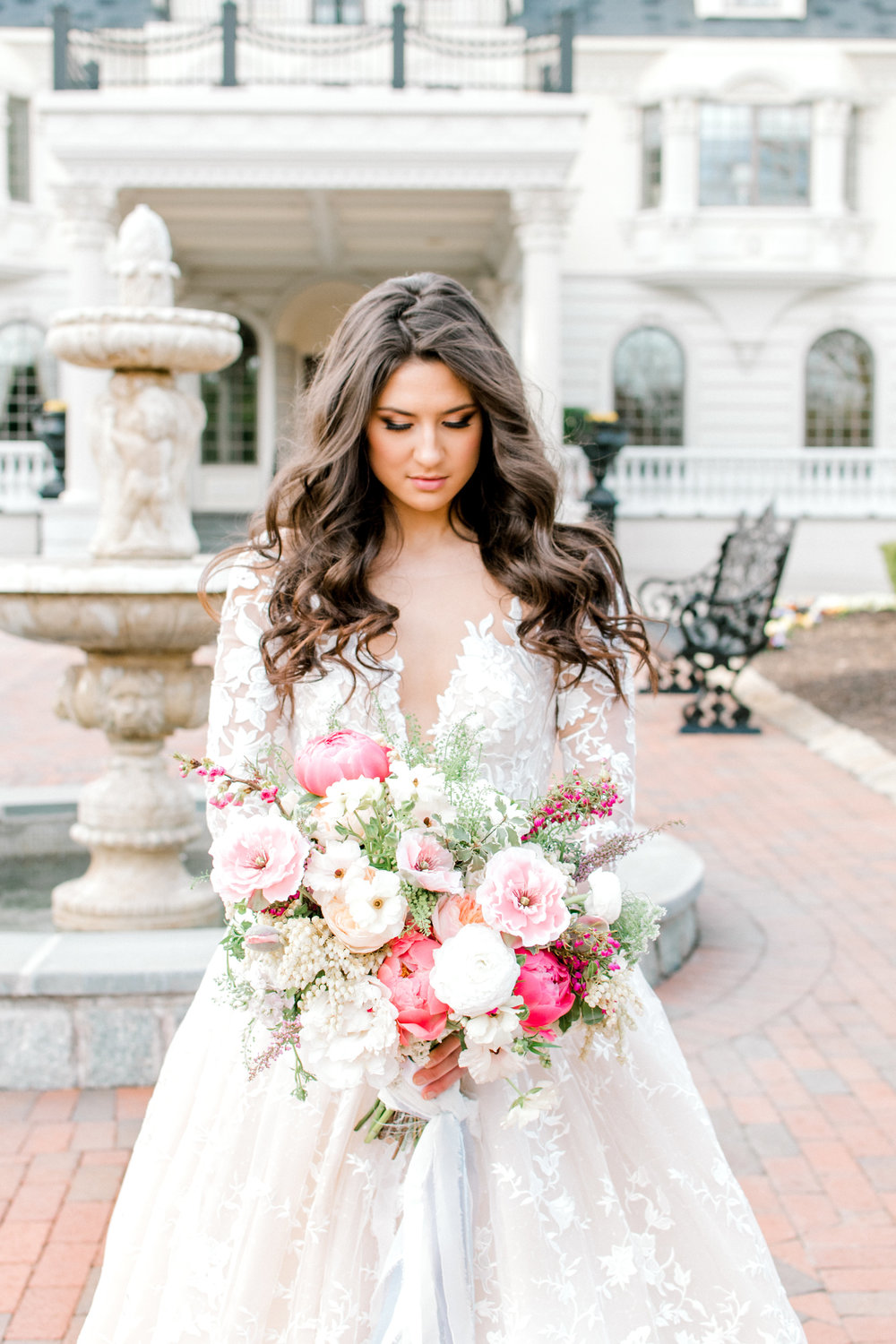 THE ASHFORD ESTATE STYLED SHOOT - JILL LYNN PHOTOGRAPHY