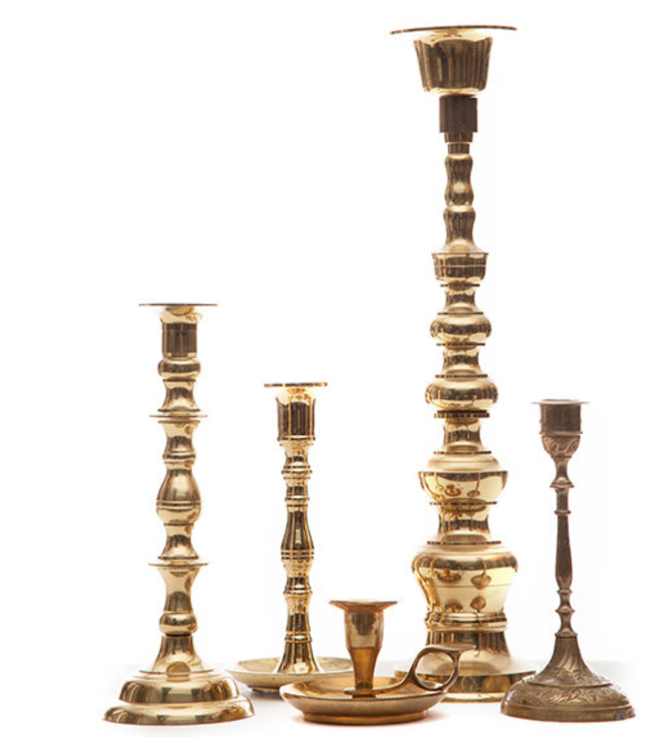candle holders -