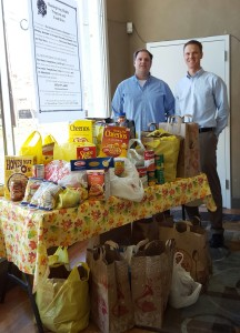 Food Drive Clifton Chiro | Clifton Chiropractor