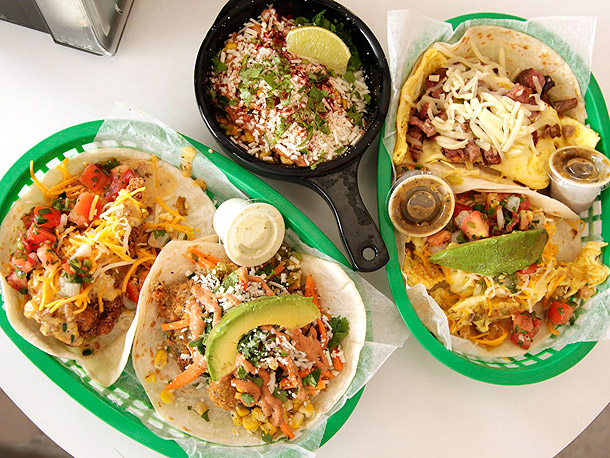 No lie - if I was getting married, I would totally get Torchy's or TacoDeli to cater the late night reception. What? You've gotta sober up drunk folks somehow and the best way to do that is via tacos.