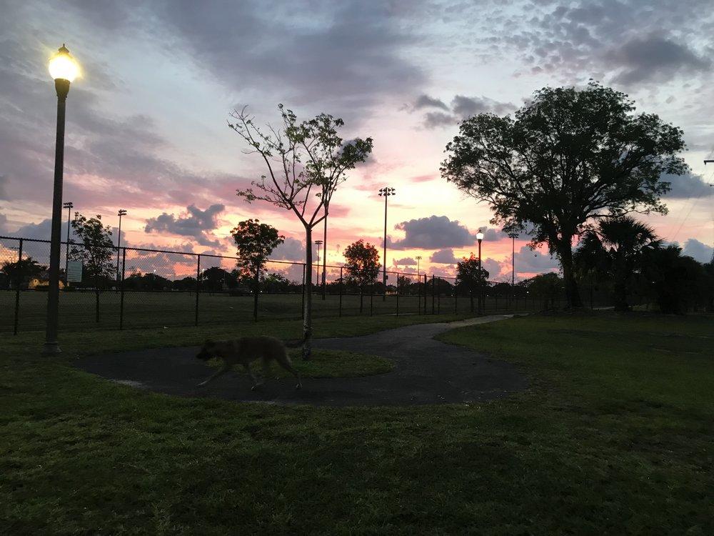 Sunrise. West Palm Beach.