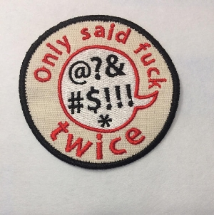 Let's be real. I would never earn this merit badge.