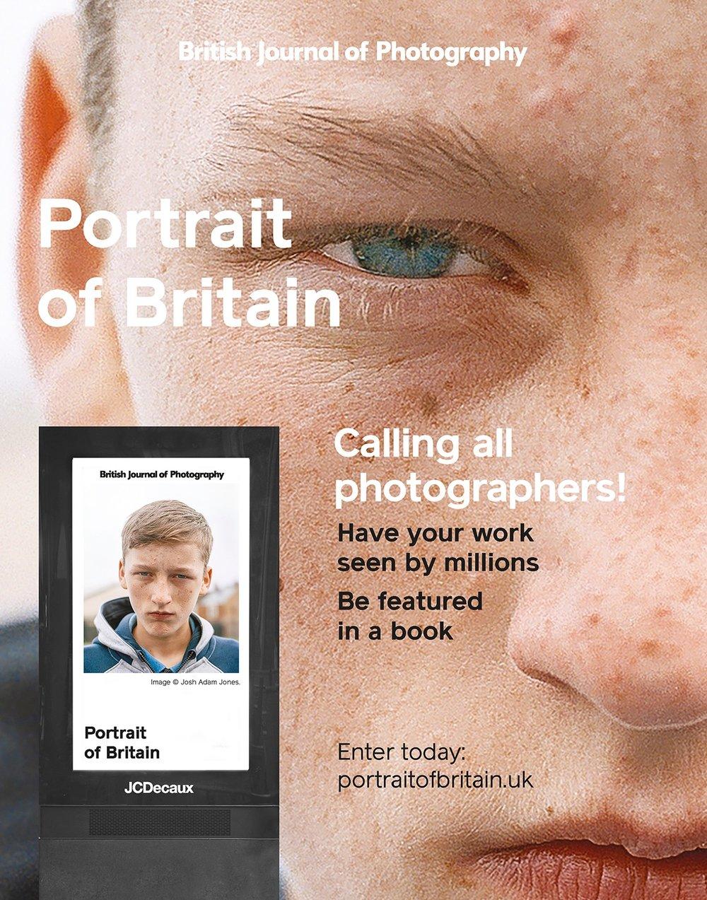 BJP Portrait of Britain advert.  April 2018 print edition.