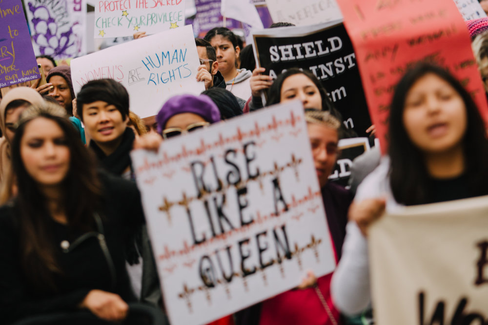 Photo by Molly Adams from USA (International Women's Day March)